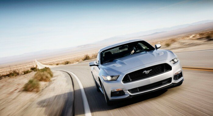2015 Ford Mustang Specifications