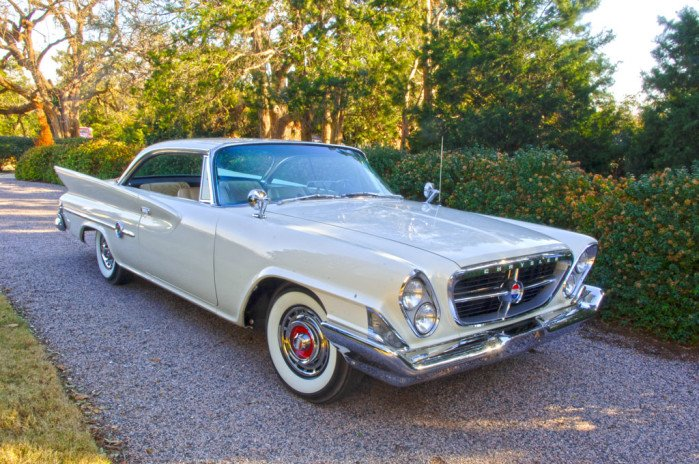 9 Daring Designs - 1961 Chrysler 300G Hardtop