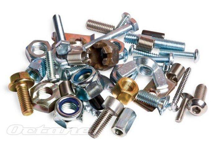 Automotive Fastener Threads Types