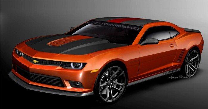 Chevrolet SEMA 2013 Performance Car Preview