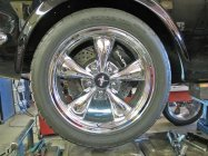 Classic Ford Mustang Baer Brake System Upgrade
