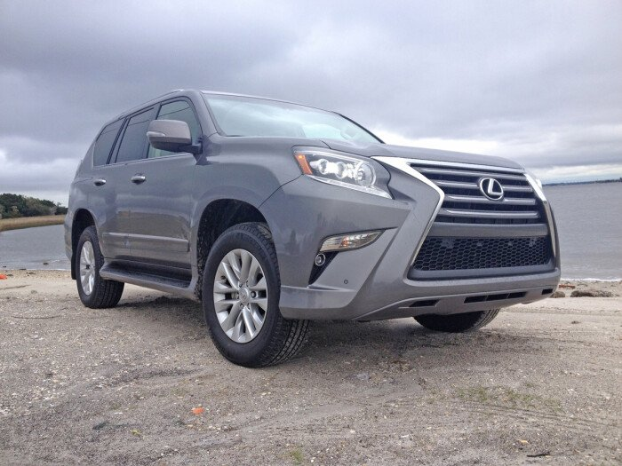 Classic Reviews - 2014 Lexus GX 460