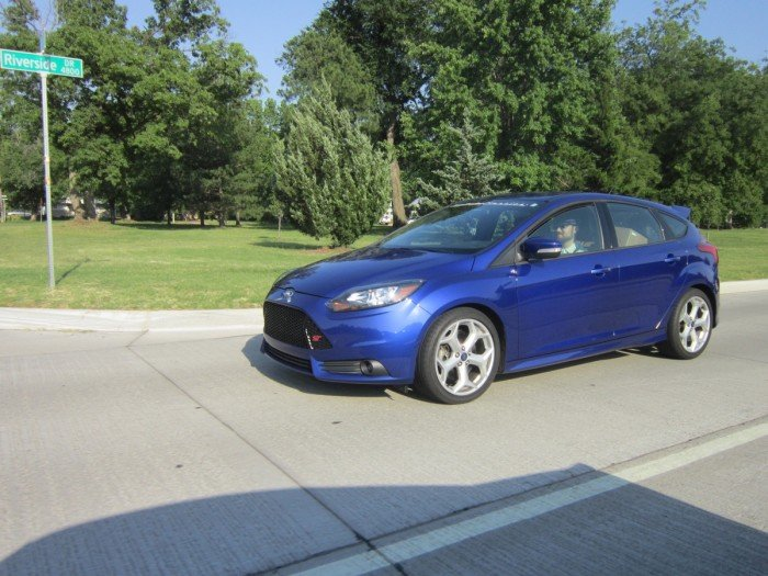 Classic Reviews: 2013 Ford Focus ST