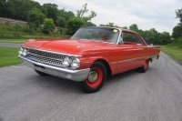 Dare to Be Different! - 1961 Ford Starliner