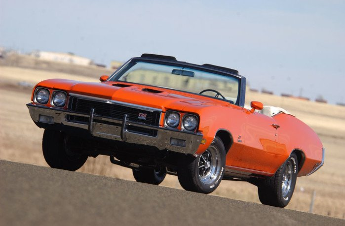 dare to be different - 1972 buick gs 455 stage 1 - classics on