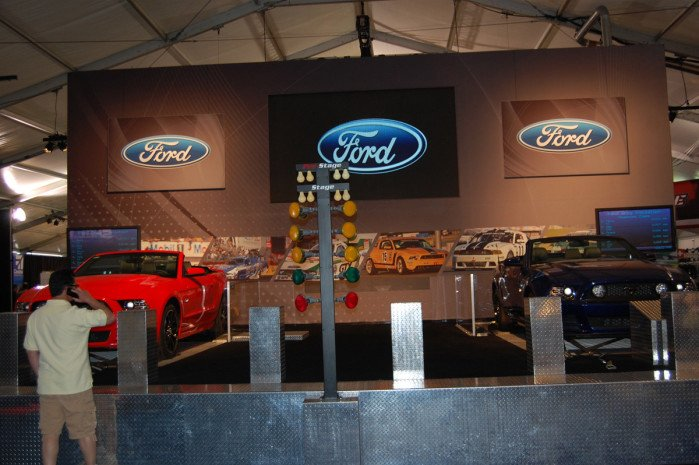 Barrett-Jackson 2013 Showcases Ford Power