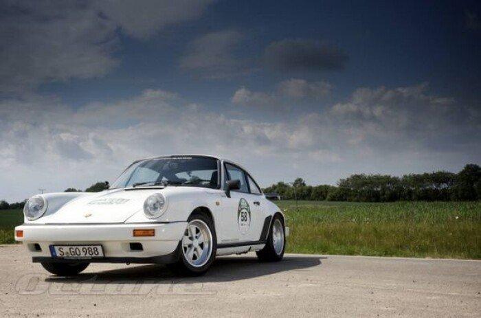 Driven: 1984 Porsche 911 Prototype