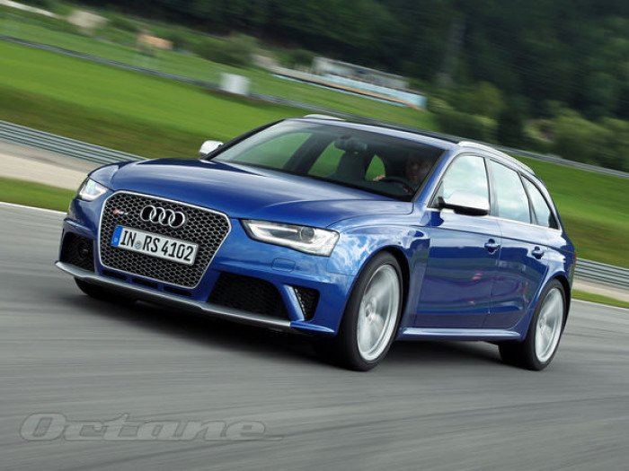 Driven: 2012 Audi RS4
