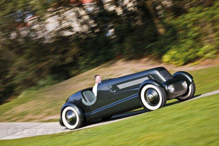 Edsel's Speedster