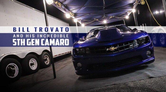 Bill Trovato's 935 Horsepower 2010 Camaro