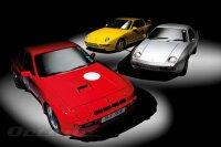 Front Engine Porsche Guide