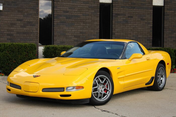 Future Collectible: 2001-04 Corvette Z06