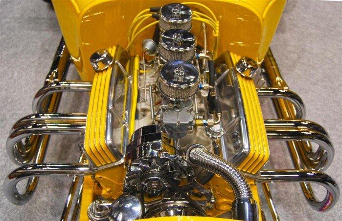 Hot Rod Exhaust Offerings