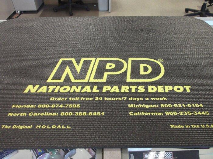 Inside NPD - National Parts Depot