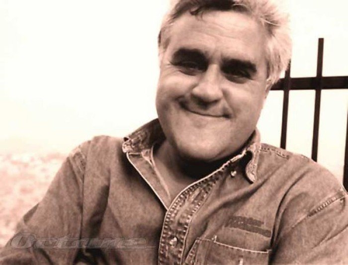 Jay Leno: The Collector