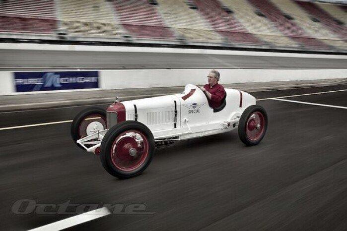 Miller Indycar: Driving The Legend
