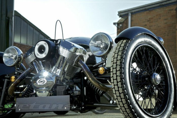 Morgan Three-Wheelers