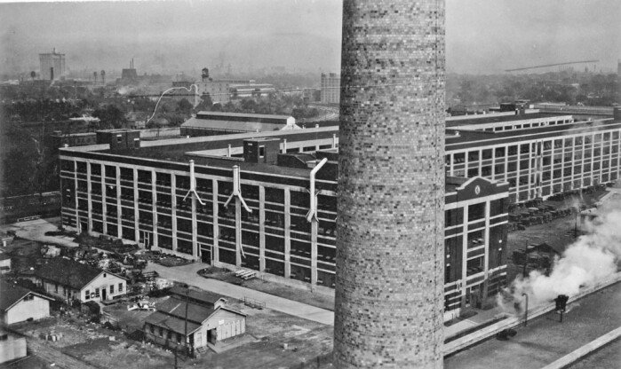 Old Factories: Cadillac's Clark Street Assembly Plant