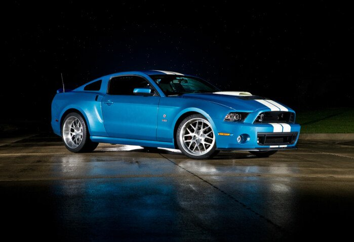 One-of-a-Kind 850hp 2013 Ford Shelby GT500 Cobra