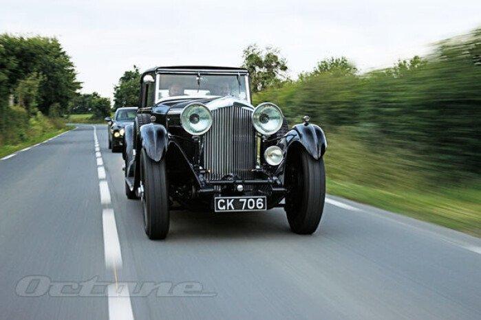 1930 Bentley 8 Liter Blitzer