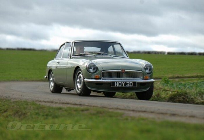 Quick Drive: MGB LE 50 - Classics on Autotrader