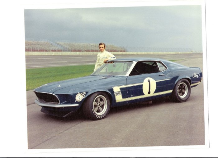 The Ford Boss 302 Mustang Program