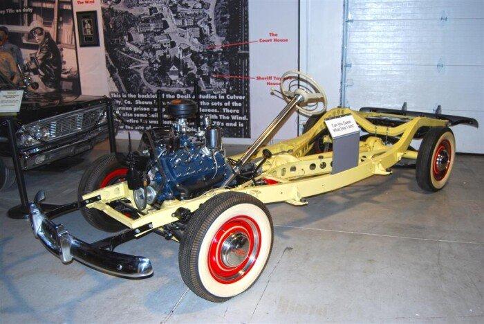 The Rarest Pre-War Ford - 1942