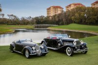Amelia Island Concours d'Elegance Winners Prove to Be No Surprise