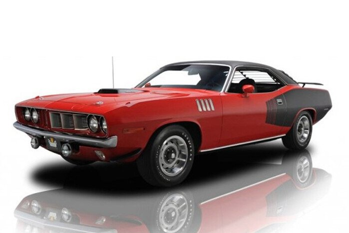 1971 Plymouth Hemi Cuda: A Muscle Car Time Machine