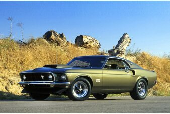 The Best Muscle Cars Ever Made