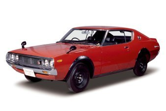 Vintage Japanese Cars: Nissan's Online Heritage Collection