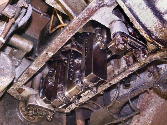 All About Crankshafts
