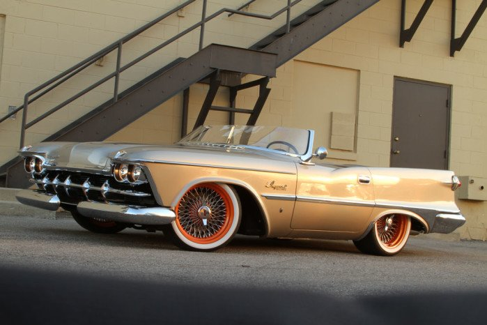 1959 Imperial Speedster