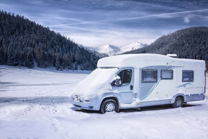 Winterize Your RV Before Storage to Reduce Costly Repairs
