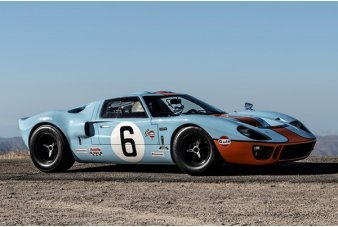 A Multimillion-Dollar Ford GT40 Experience, for 90% Off