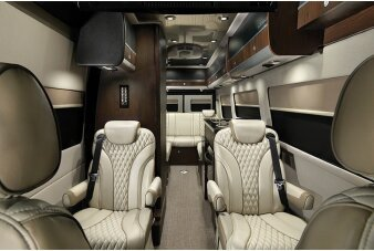 Airstream Announces 'Slate Edition' Touring Coach Package for Popular Interstate Ext Class B RV