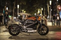 2020 Harley-Davidson LiveWire New Electric Motorcycle Review
