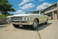 1967 Chevelle Super Sport 396