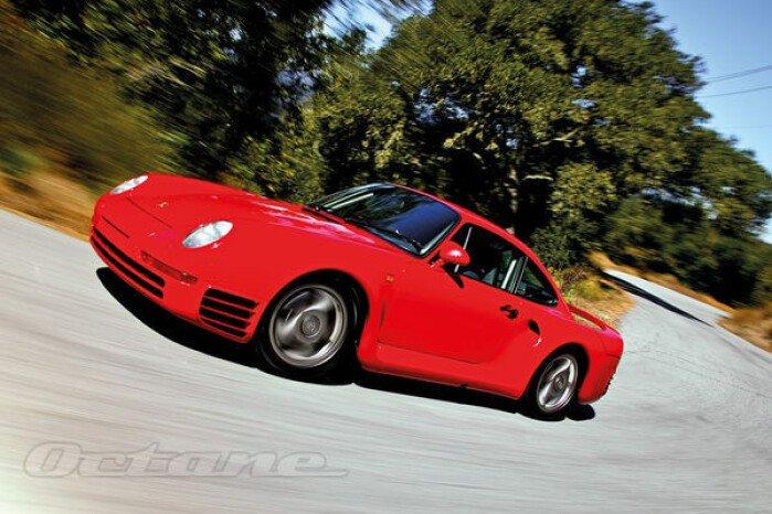 1988 Canepa Porsche 959