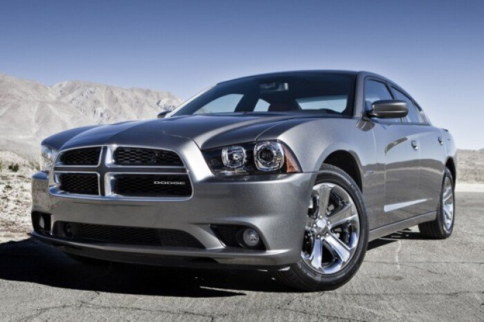 2012 Dodge Charger: New Car Review