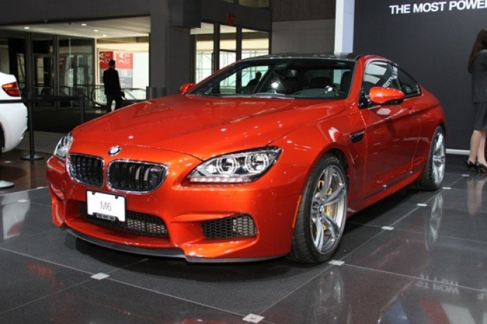 2013 BMW M6 Coupe: New York Auto Show