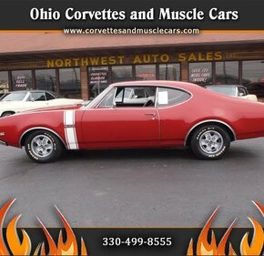 1968 Oldsmobile 442 for sale 100020716