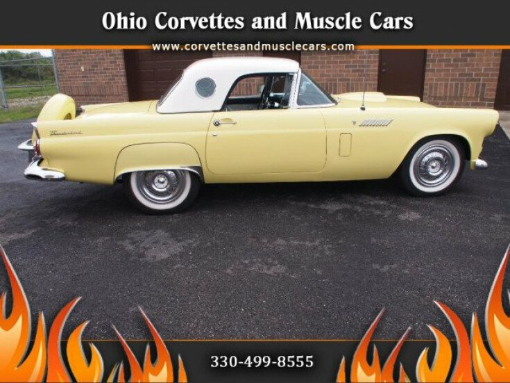 1956 Ford Thunderbird for sale near North Canton, Ohio 44720