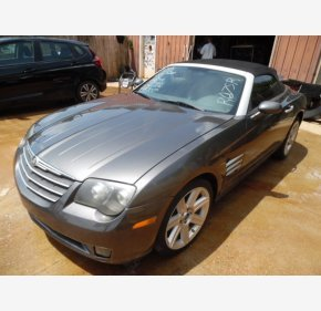 2005 Chrysler Crossfire Limited Convertible for sale 100290648