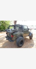 2006 Jeep Wrangler 4WD Rubicon for sale 100290987
