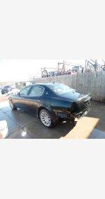 2009 Maserati Quattroporte for sale 100291378