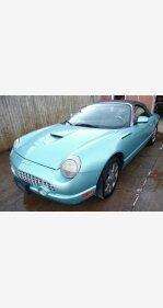 2002 Ford Thunderbird for sale 100291594