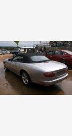 2000 Jaguar XK8 Convertible for sale 100291758
