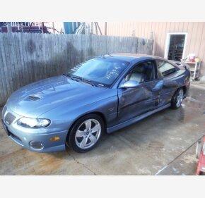 2005 Pontiac GTO for sale 100292166