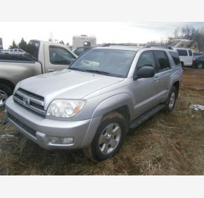 2005 Toyota 4Runner 4WD for sale 100292675